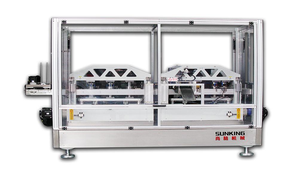 SKM-Y系列铝箔易撕盖生产设备(单通道)